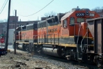 BNSF 2002 and 2009