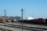 BNSF yard