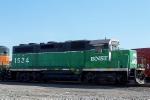 BNSF 1534