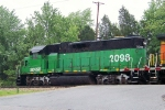 BNSF 2098