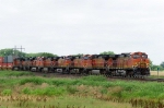 BNSF power move/Intermodal
