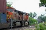 BNSF 5052 & 4968
