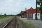 Strong City Depot