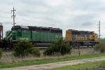BNSF 7054
