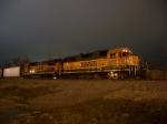 BNSF 2172 & 8635