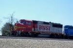 BNSF #100