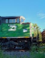 BNSF 8116