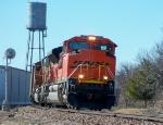 BNSF 9386