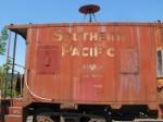 SP caboose 1629
