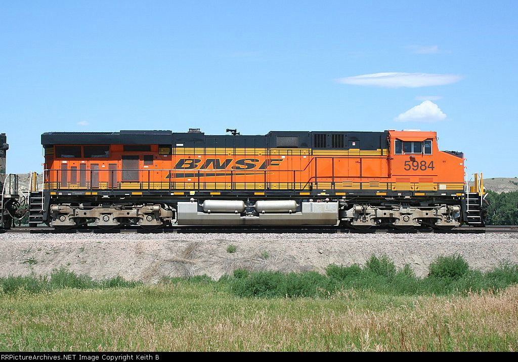 BNSF 5984