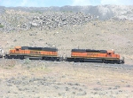 BNSF 7888 and 6793