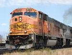 BNSF 8870