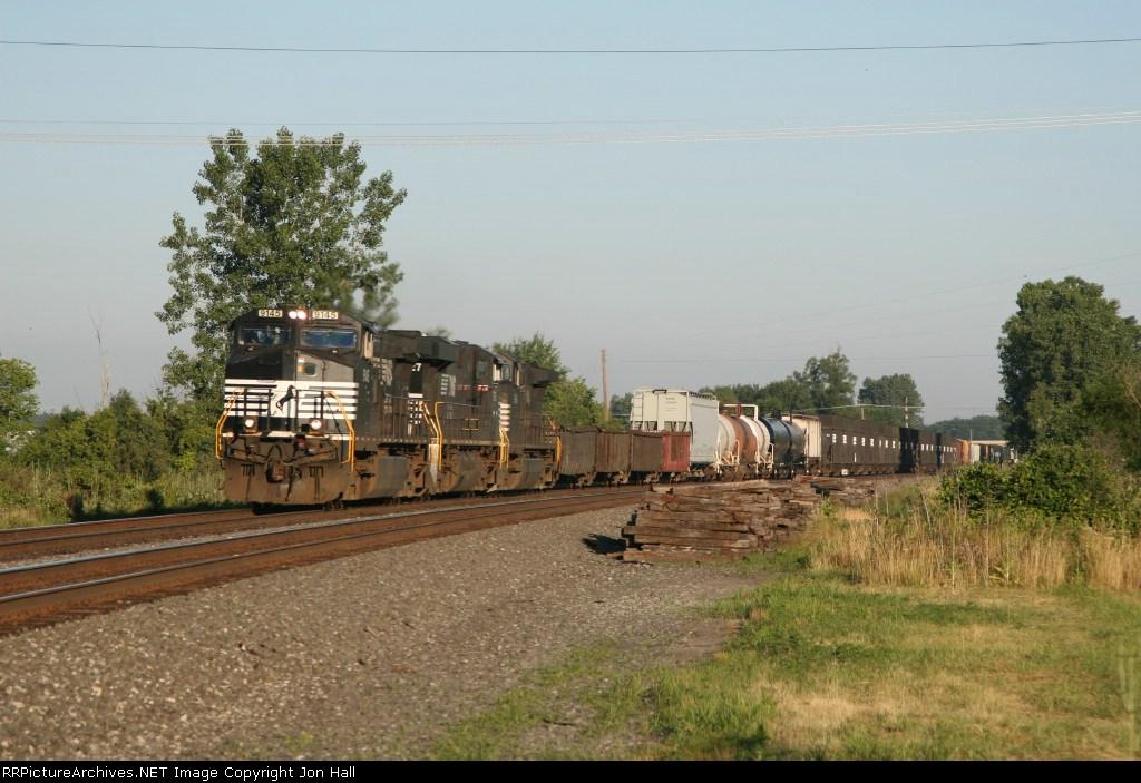 NS 9145 leading 16E