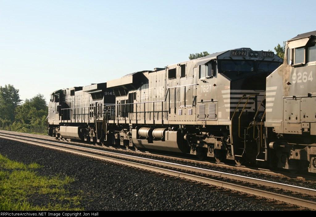 NS 7627 & 9145