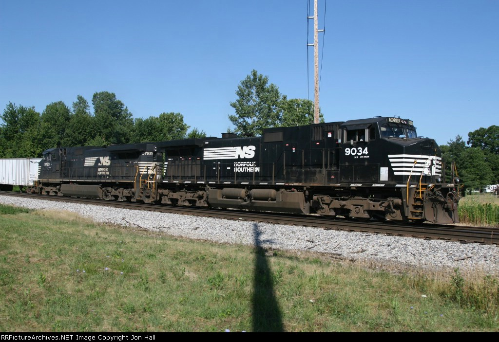 NS 9034 & 9789