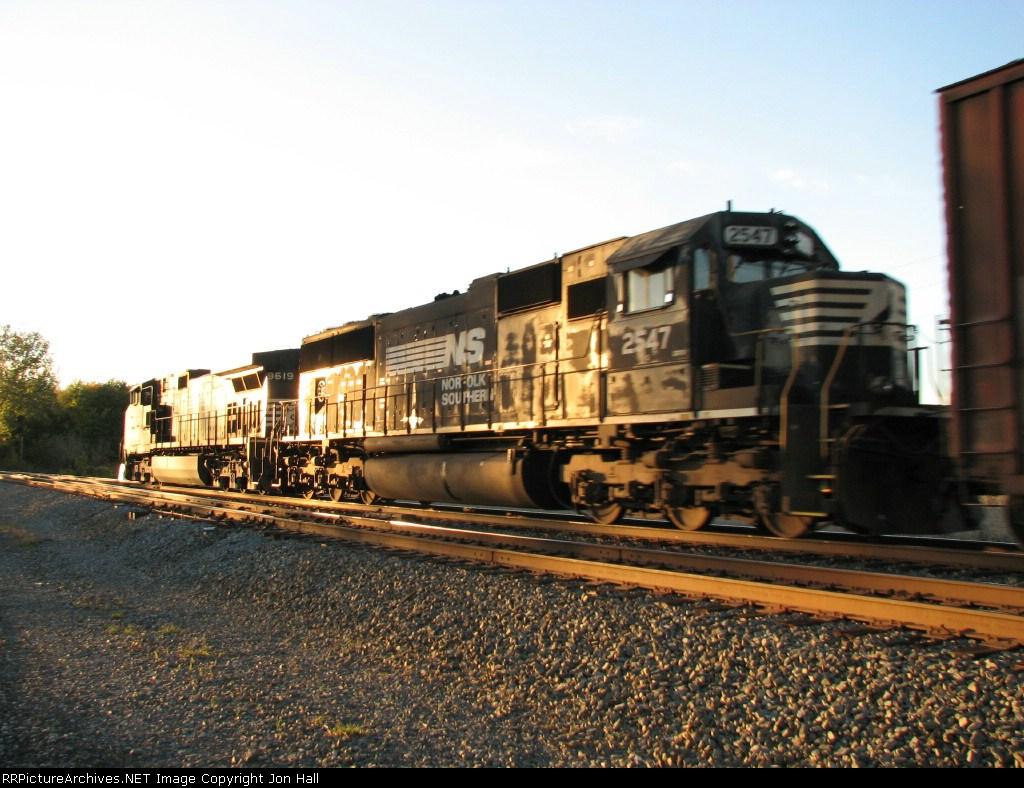 NS 2547 & 9619