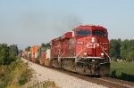 CP 8719 starting up the Huntington with 22T