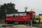 NKP 497 and an old semaphore