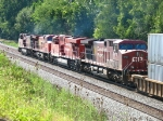 CP 9737 trailing behind 8784, 8572 & 9716 on 23T