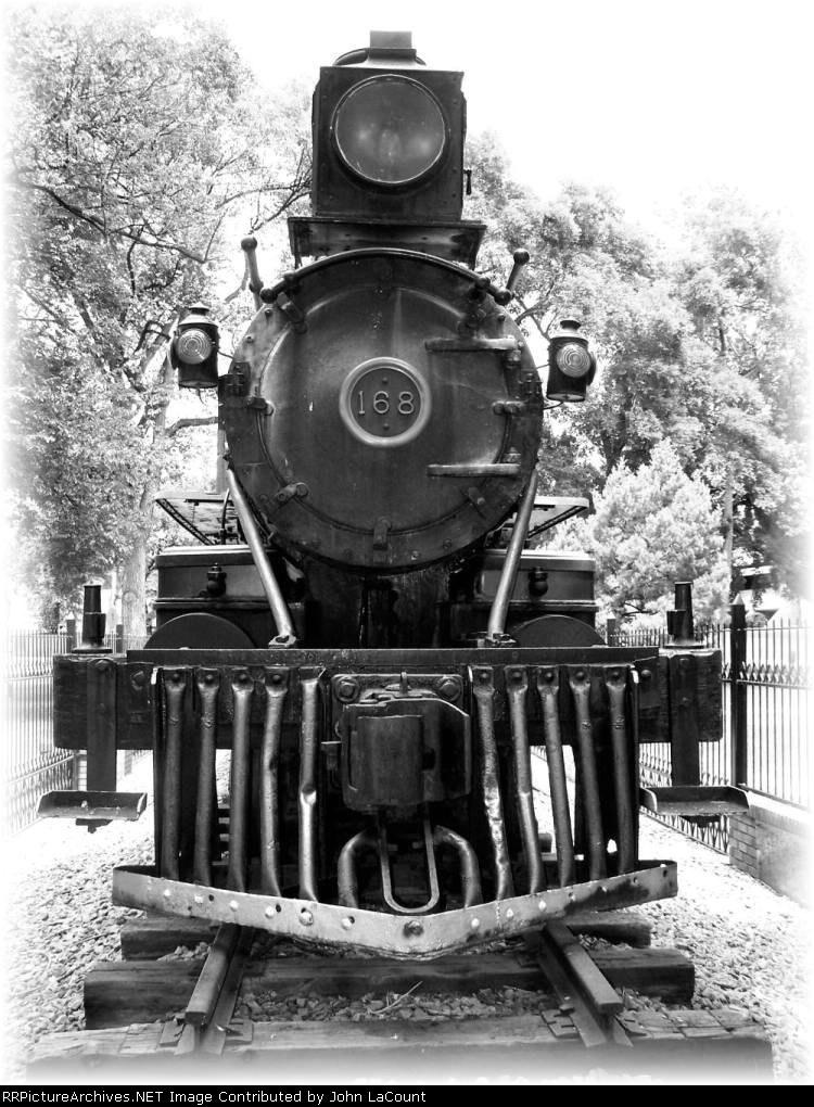 Denver & Rio Grande 168