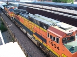 BNSF 4904
