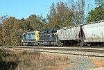 CSX train Q660