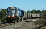 CSX NB Grain train G167