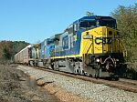 CSX Train Q215