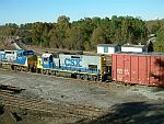 Another shot of CSX 1505