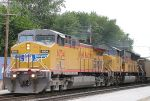 UP 6734 C44AC CSX B&O Line