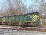 GP9 Ex-New Hampshire Northcoast, now on Adrian and Blissfield