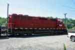 MEC 612 (ex-HLCX)   Awaiting new PanAm paint?
