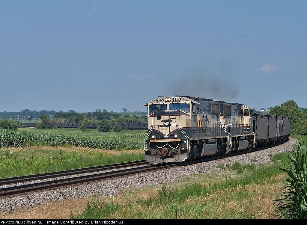 BNSF 9815