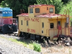 Union Pacific Caboose 25198