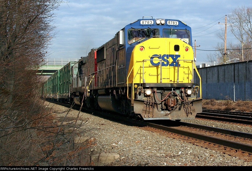 K277 (Unit US Waste Management train)