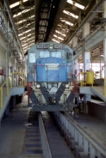 Ferrocarril del Pacifico Shops