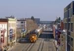 BNSF 551 North