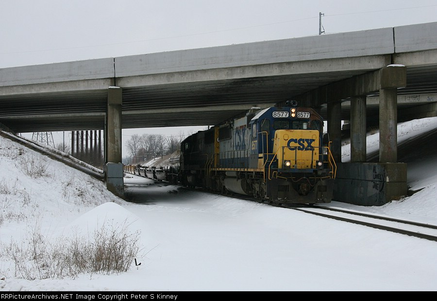 CSXT Train Q32609