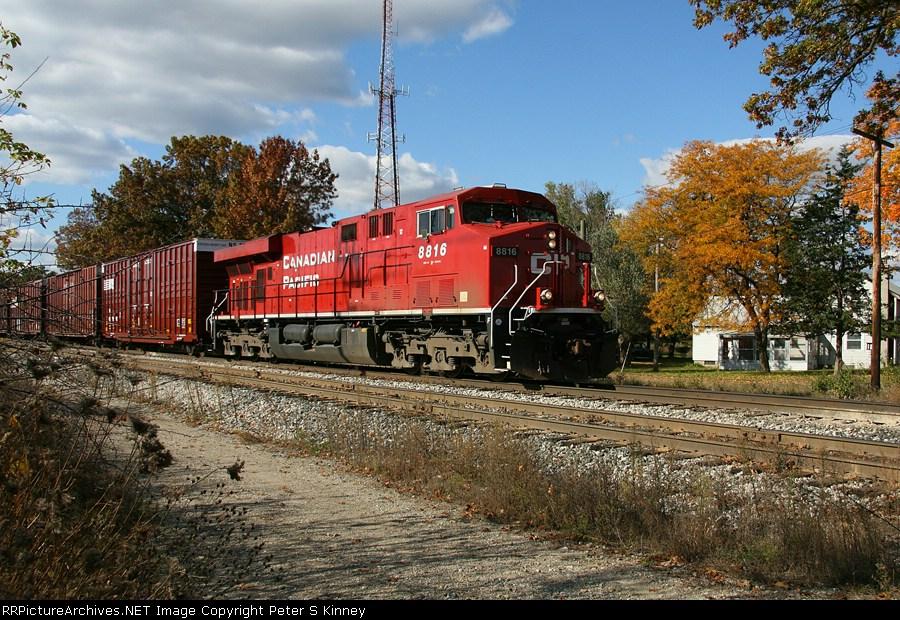 CP Train X50017