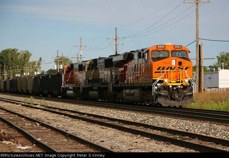 CSXT Train N95616