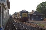 CSXT Train D70921