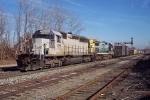 CSXT Train Q33524