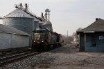 CSXT Train D70928