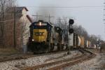 CSXT Train Q32712