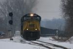 CSXT Train N90421