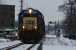 CSXT Train Q32627