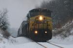 CSXT Train Q33509