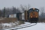 CSXT Train Q32709