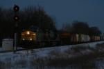 CSXT Train Q33516