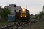 CSXT Train Q32703